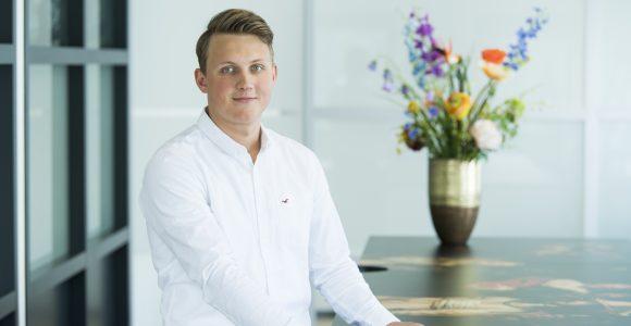 De rode draad door de carrière van Roel van Krimpen is werken met mensen.